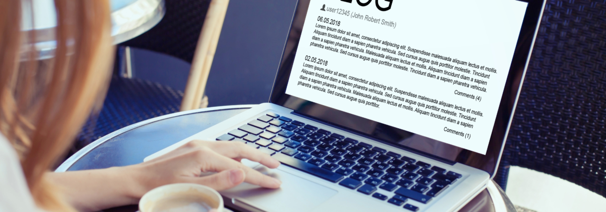 What are the components of a good blog post
