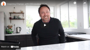Inspiring Change, with CEO Andrew Marr